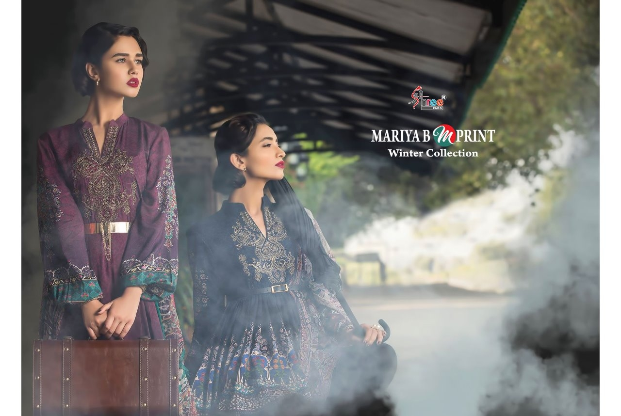 fc6a65703b Shree-Fabs-Presents-Maria-B-Mprint-Winter-Pashmina-Collection-Wholesale- Supplier-3