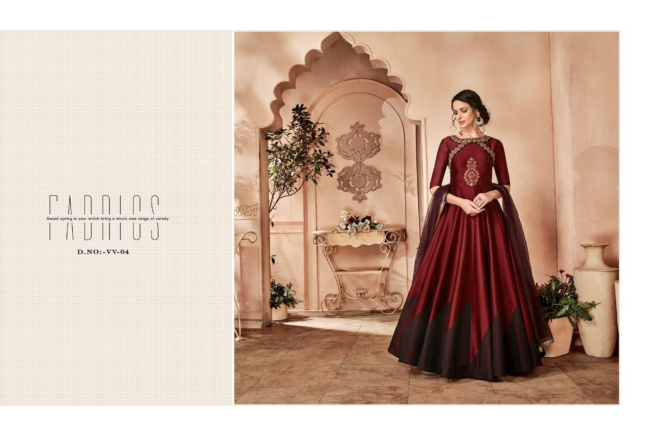 62557f4141 Stf-Vivaah-Ethnic-Wear-Wedding-Gowns-Readymade-Clothing-Wholesalers-In-Surat -Mumbai-7