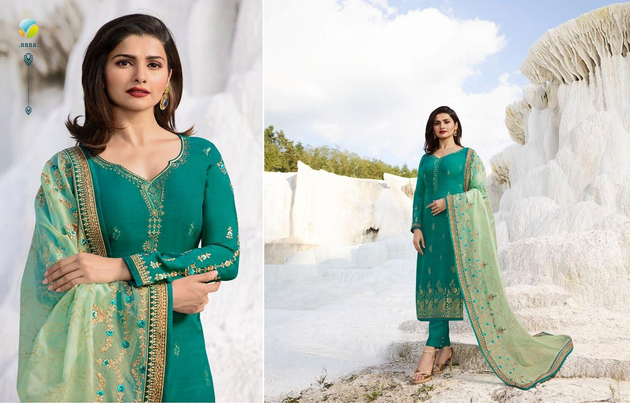 bc862bd389 Vinay-Fashion-Kaseesh-Ambition-Party-Wear-Salwar-Suits-Clothing -Wholesalers-In-Surat-4