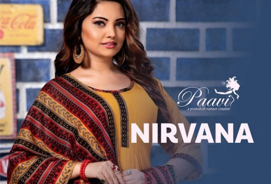 5351598af2 PAAVI NIRVANA BY MAHAVIR CREATION READYMADE SUITS CATALOG AT CHEAPEST RATE