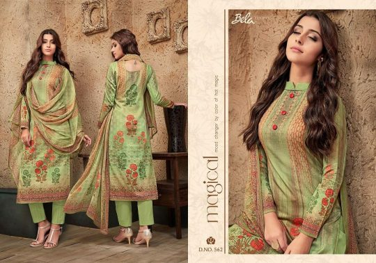 690d328d81 KESARI BY BELA FASHION 558 TO 564 SERIES BEAUTIFUL SUITS STYLISH FANCY  COLORFUL PARTY WEAR & OCCASIONAL WEAR COTTON SATIN DIGITAL PRINT DRESSES AT  WHOLESALE ...